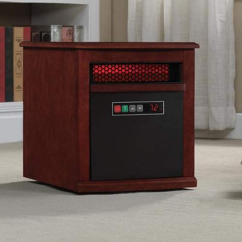Twin Star Home duraflame 1,500 Watt Portable Electric Infrared Cabinet Heater