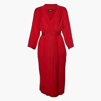 2a468347a602 at J.Crew · J.Crew NAADAM Khimori silk-cashmere travel robe