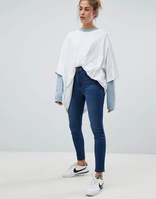 Pull&Bear Super Skinny High Waist Jeans