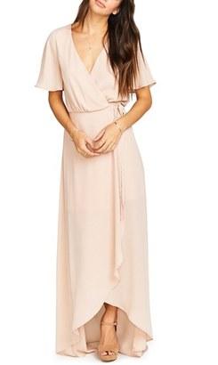 Women's Show Me Your Mumu Sophia Wrap Dress $184 thestylecure.com