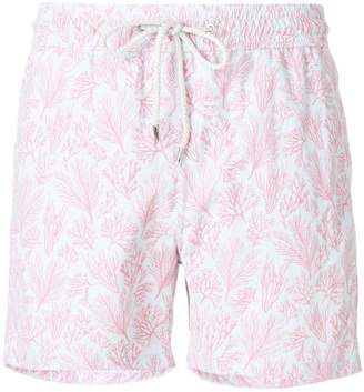Love Brand Crazy Coral swim shorts