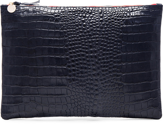 Clare V. Oversize Clutch $339 thestylecure.com