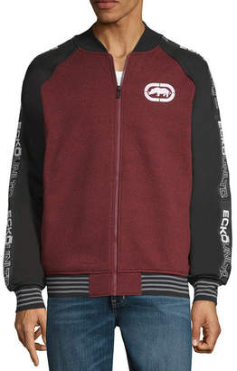 Ecko Unlimited Unltd Long Sleeve Fleece Track Jacket