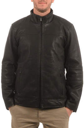 Buffalo David Bitton Quilted Patch Jacket