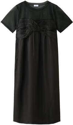 REKISAMI (レキサミ) - レキサミ タックリボン切り替えドレス