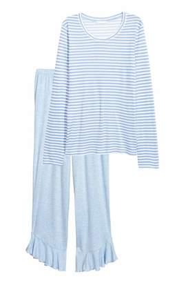 H&M Pajamas - Light blue - Women