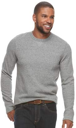 Sonoma Goods For Life Big & Tall SONOMA Goods for Life Classic-Fit Soft-Touch Stretch Thermal Crewneck Tee