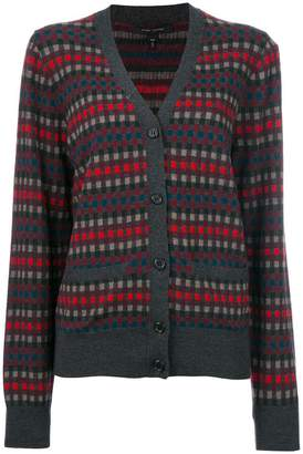 Marc Jacobs geometric cardigan