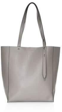 Rebecca Minkoff Women's Stella Leather Tote Bag - Grey