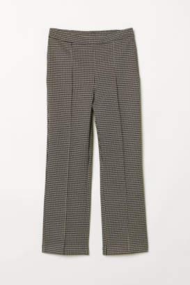 H&M Ankle-length Pants - Brown
