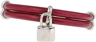 Louis Vuitton Bracelet Keep It Twice Epi Leather