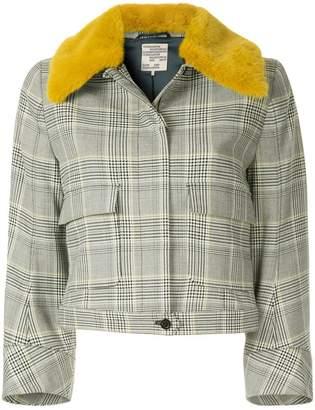Baum und Pferdgarten prince check jacket