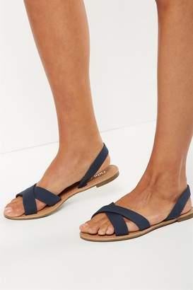 Rubi Everyday Banting Crossover Sandal