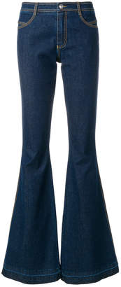 Ermanno Scervino high waisted flared jeans
