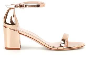 Stuart Weitzman Simple Low-heeled Sandals