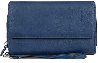 Mundi Big Fat Wristlet RFID Blocking Wallet