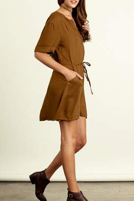 Umgee USA Perfect Fall Dress