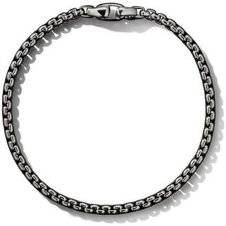 David Yurman Box Chain medium bracelet