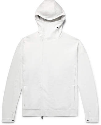 Nike Aae 2.0 Stretch-Cotton Jersey Hoodie