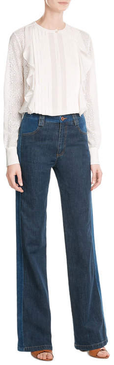 See By ChloeSee by Chloé Flared Jeans