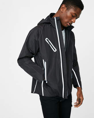 Express Water-Resistant Reflector Jacket