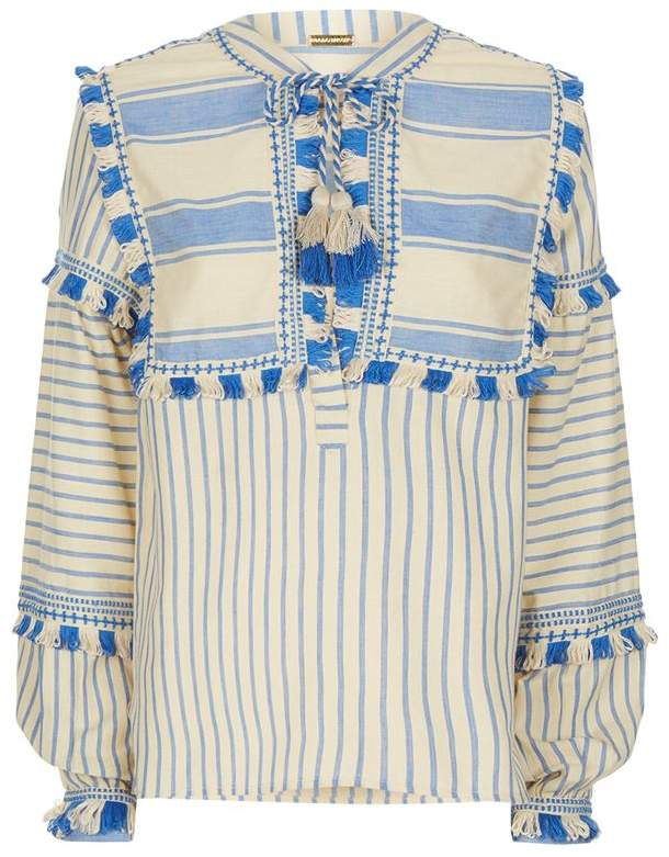 Dodo Bar Or Emanuelle Striped Shirt
