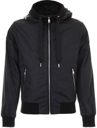 Dolce & Gabbana Bomber With Hood