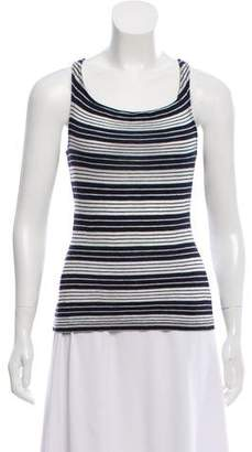 James Perse Sleeveless Striped Top w/ Tags