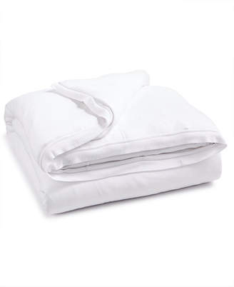 Calvin Klein (カルバン クライン) - Calvin Klein Modern Cotton Julian White King Duvet Cover Bedding