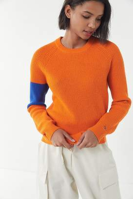 Calvin Klein Jeans Colorblock Crew-Neck Sweater