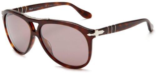 Persol Roadster Aviator Polarized Sunglasses