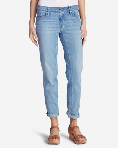 Eddie BauerWomen's Elysian Boyfriend Slim Jeans