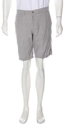 Patagonia Linen Flat Front Shorts