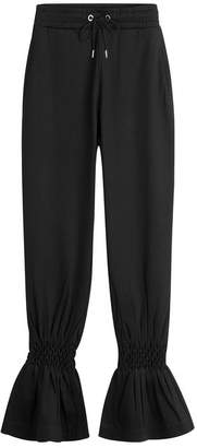 Kenzo Sweatpants with Flared Ankles