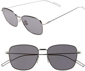 Christian Dior 'Composit 1.1S' 54mm Metal Sunglasses