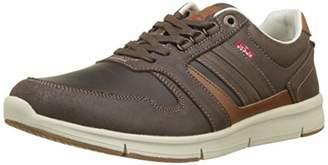 Levi's Men's Murray Trainers, (Brown 28)