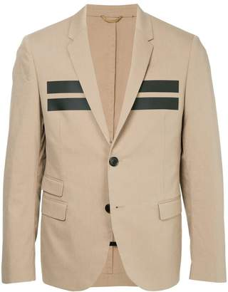 Neil Barrett striped blazer