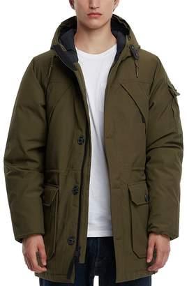 Penfield Hoosac Faux Fur Hooded Down Mountain Parka - Men's