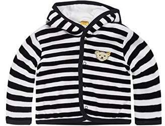Steiff Unisex Baby 2857 Hooded Long Sleeve Jacket,(Manufacturer size: 62)