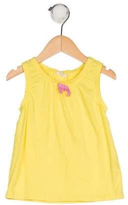Boden Mini Girls' Sleeveless Top