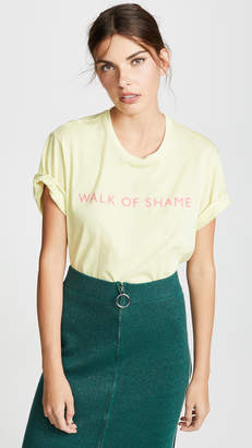 Walk of Shame Logo Tee