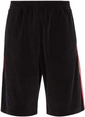 Gucci side-stripe shorts