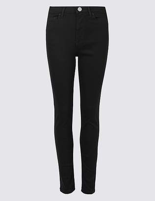 Marks and Spencer Sculpt & Lift Roma Rise Skinny Leg Jeans