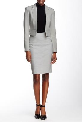 BOSS HUGO BOSS Vipila Pencil Skirt $265 thestylecure.com