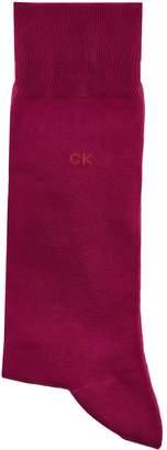 Calvin Klein Logo Knit Socks