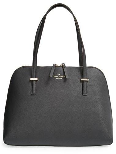 Kate SpadeKate Spade New York 'Cedar Street - Maise' Shoulder Bag - Black