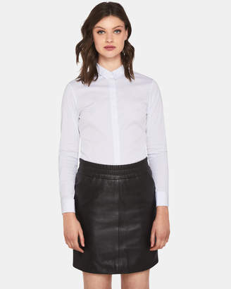 Oxford Angel French Cuff Stretch Shirt