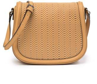 BCBGMAXAZRIA Alexis Leather Crossbody Bag