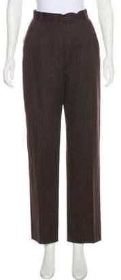 Max Mara Weekend High-Rise Wide-Leg Pants