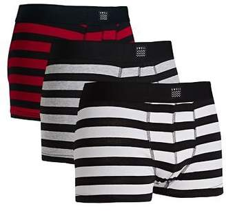 Swell Boxers Men's Boxers 3 Pack - Stripe